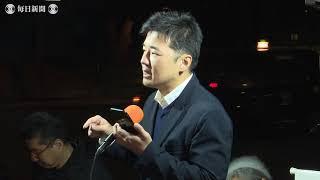 「知る権利守ろう」首相官邸前で抗議集会