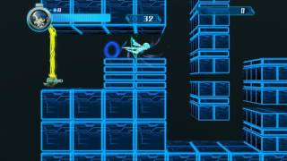 Mighty No.9 BECK Challenges Make good use of AcXelerate #3