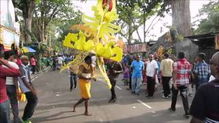 Thaipusam in Penang 2014 - second day