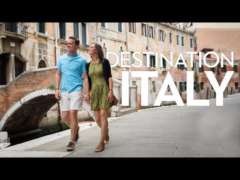 Destination: Italy