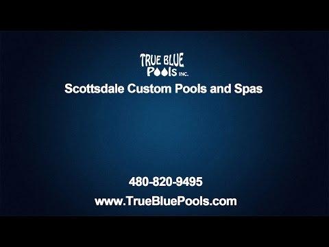 Scottsdale Custom Pool and Spa Builder