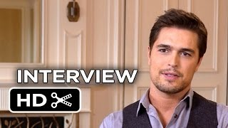 Son of God Interview - Diogo Morgado (2014) - Jesus Movie HD