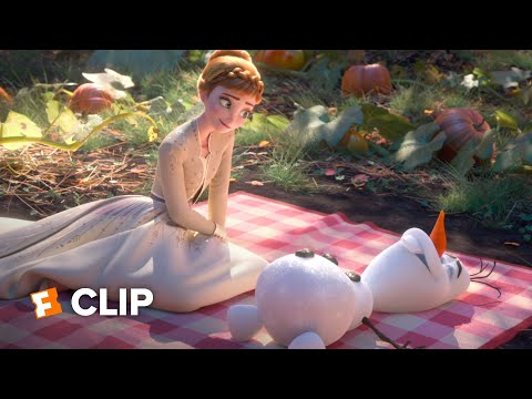 Frozen II Movie Clip - Permafrost (2019) | Movieclips Coming Soon