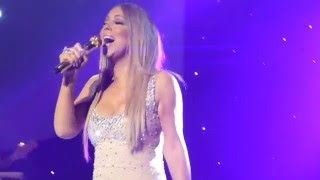 Mariah Carey - Without You (Sweet Sweet Fantasy Tour) - Oslo