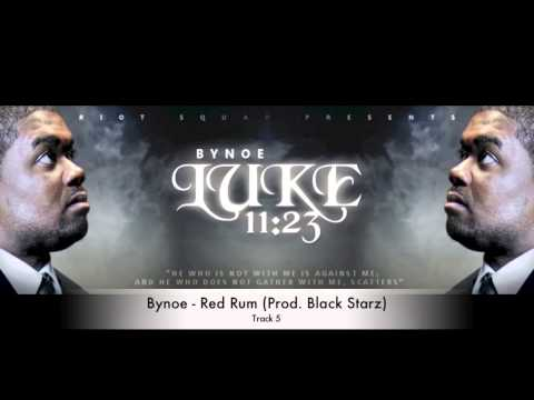 Bynoe - Red Rum (Prod. Black Starz)