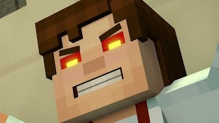 A Man Who Hates Bad Writing plays Minecraft Story Mode: Season 2 Episode 5