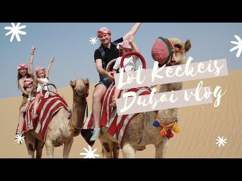 Lot Keckeis - Dubai vlog