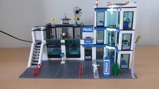 Обзор Лего сити полицейский участок 7498(Обзор Лего сити полицейский участок 7498., 2013-08-06T14:48:16.000Z)
