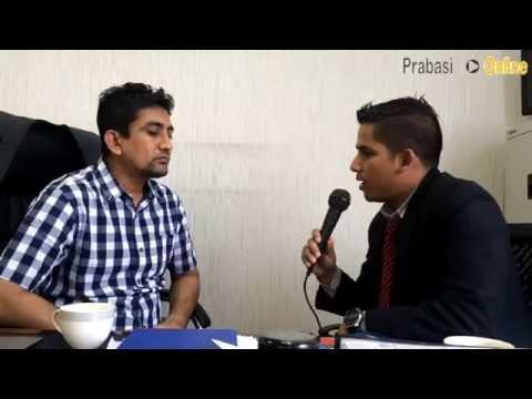 Interview with Saroj Bista  Nepai Businessman