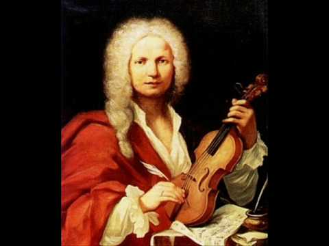 Vivaldi - Opus 3 no 3 in G Major - L'estro Armonico