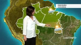 Previsão Norte – Instabilidades em parte da Região