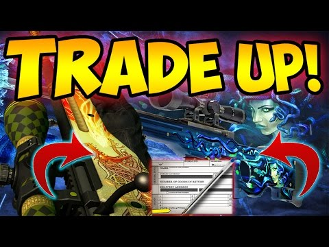 TRADE UP | 2x AWP DRAGON LORE  10% | AWP MEDUSA 50%