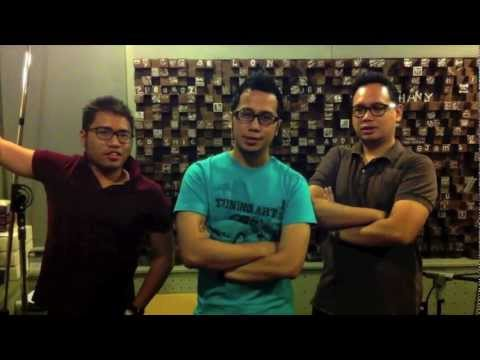 Adera - Melukis Bayangmu Behind The Scene Documentary