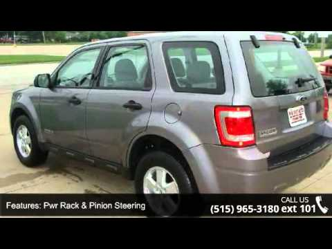 2008 Ford Escape XLS FWD 5 Speed - In and Out Auto - Anke...