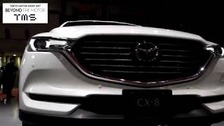 Mazda Cx 8 2017 --- Токийский Автосалон 2017