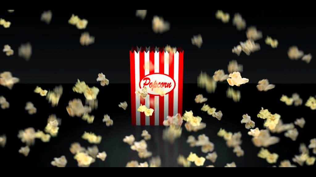 Popcorn animation - YouTube