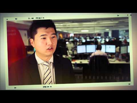 Master of Commerce in Finance: James Zhao