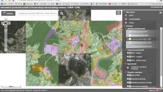 Openlayers 2 Map Application