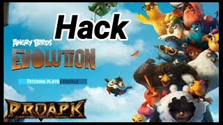 How to Hack Angry Bird Evolution in Android/iOS