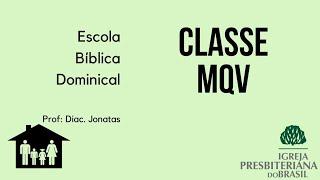 Classe MQV