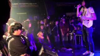 Chochukmo - Welcome To The Graveyard @ Hidden Agenda 搬遷救亡音樂會 Relocation Live!
