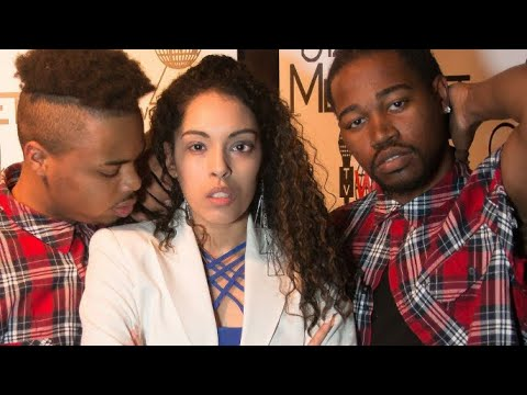 Puerto Rican Woman Loves Black Men & Why Latinas Are