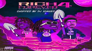 Famous Dex, Rich the Kid, Jay Critch - Off The Lot Chopped and Screwed Rich Forever 4