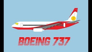 How to draw a boeing 737 videos / InfiniTube