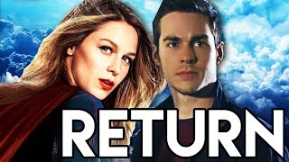 Mon-El's Return! - Supergirl Season 3 Teaser Breakdown
