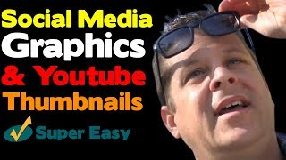 How To Make High Converting Instagram Images And Youtube Thumbnails SUPER EASY