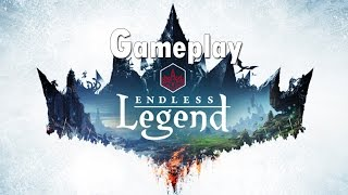 Endless Legend - Forgotten Love Gameplay   No Commentary   PC   HD