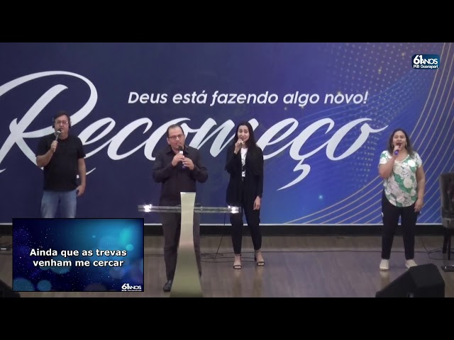 Culto Primeira Igreja Batista em Guarapari 29/04/2021-19h30