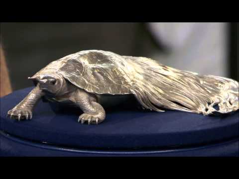 Japanese Silver Tortoise, ca. 1900 | Myrtle Beach, Hour 3 Preview
