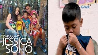 Kapuso Mo, Jessica Soho: Ang family picture ni Rheann