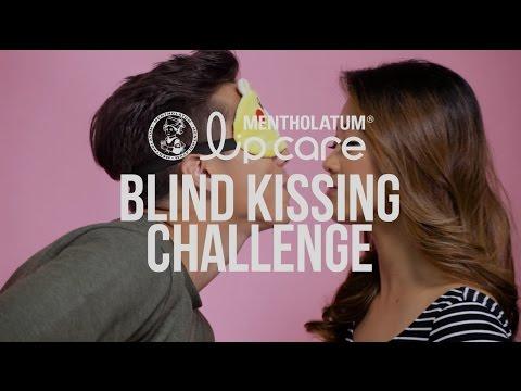 Mentholatum Lipcare Blind Kissing Challenge thumbnail