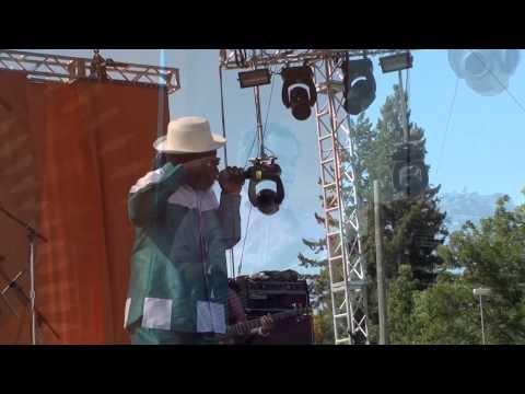 U-Roy Live at Sierra Nevada World Music Festival 2014