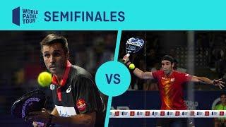 Semifinal Bela/Tapia Vs Botello/Ruiz Estrella Damm Madrid Master | World Padel Tour