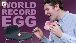 Dickpics og skandaler - WORLD RECORD EGG