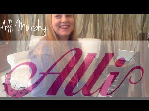 Elton John - Your Song. Ellie Goulding Version (Alli Murphy Cover) Official Music Video