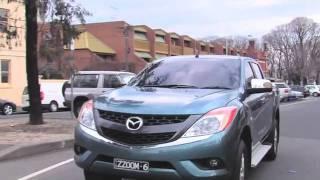 All New Mazda BT50 Road test
