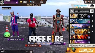 FREE FIRE BATTLEGROUNDS NA VIDA REAL 9