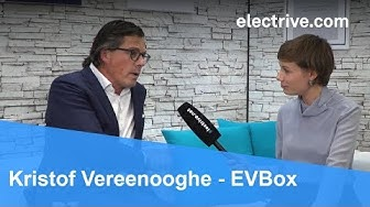 EVBox CEO Kristof Vereenooghe with Learnings for Charging a Global EV Market