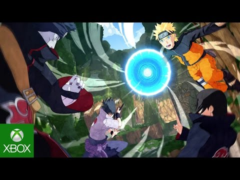 Naruto to Boruto: Shinobi Striker - Announcement Trailer