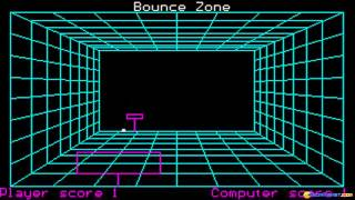 Bounce Zone gameplay (PC Game, 1990)