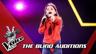 Baixar Jana - 'Pina Colada' | Blind Auditions | The Voice Kids | VTM