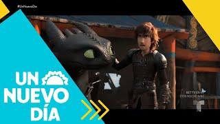 Estrena 'How to Train Your Dragon: The Hidden World'   Un Nuevo Día   Telemundo