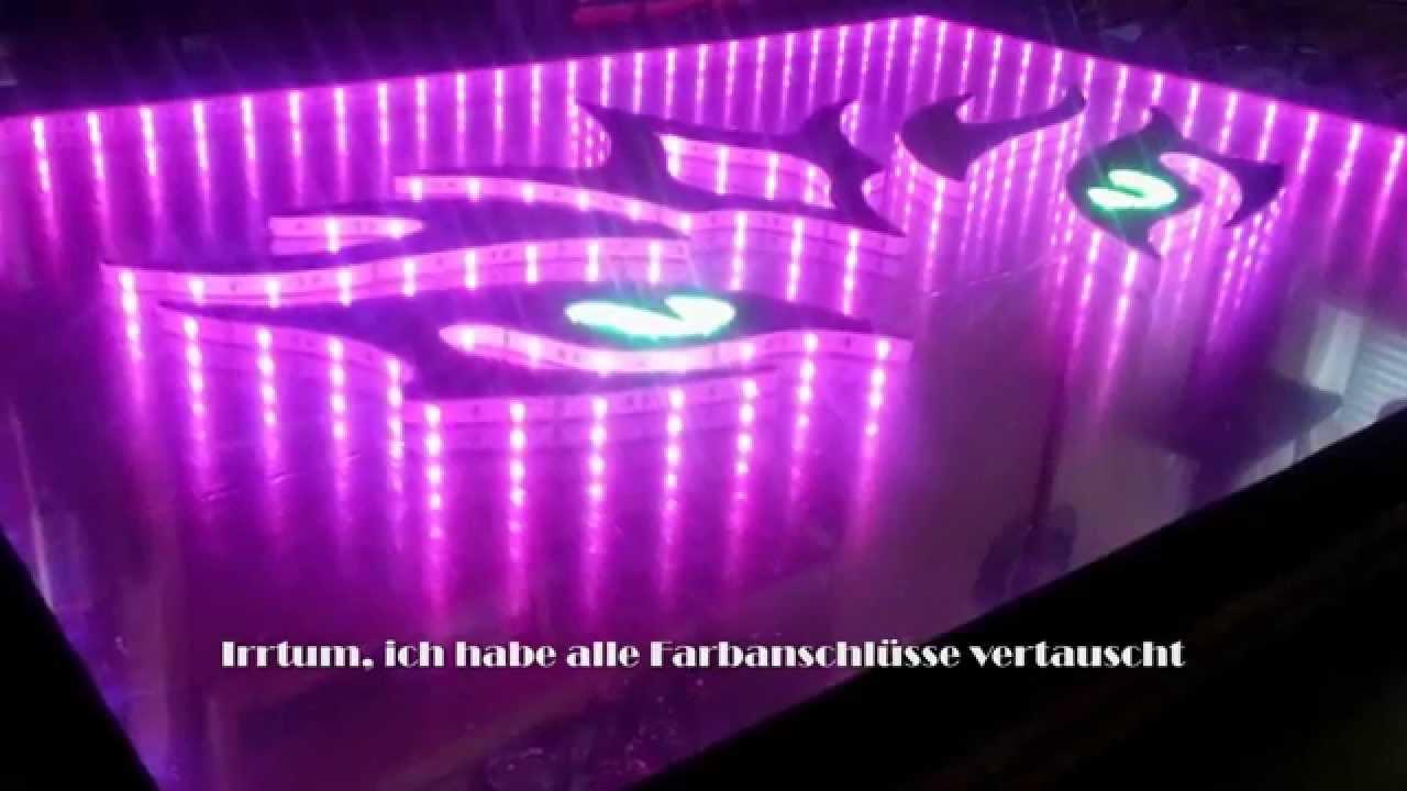 Infinity Spiegel Zum Selberbauen Anleitung Tipps