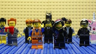 Repeat youtube video LEGO Everything is Awesome Music Video (Song from the Lego Movie!)
