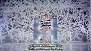 HYOLYN - ONE WAY LOVE MV ( Indonesia Lyrics, Sub, Translate )