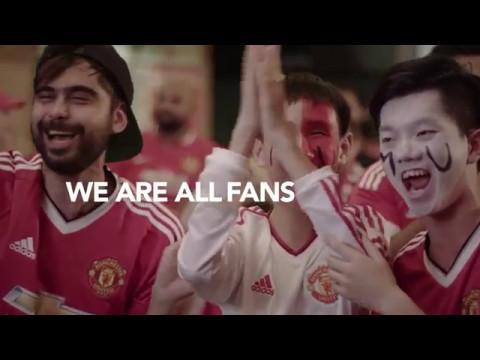 Man Utd/Unicef Malaysia Video Shoot at PJ Old Trafford